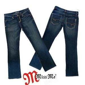 Miss me jeans style #jp4421 size 28